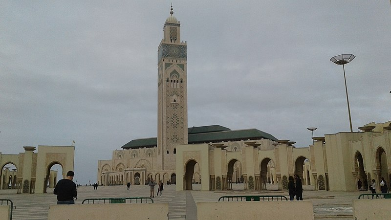 Pontos turísticos Marrocos Casablanca
