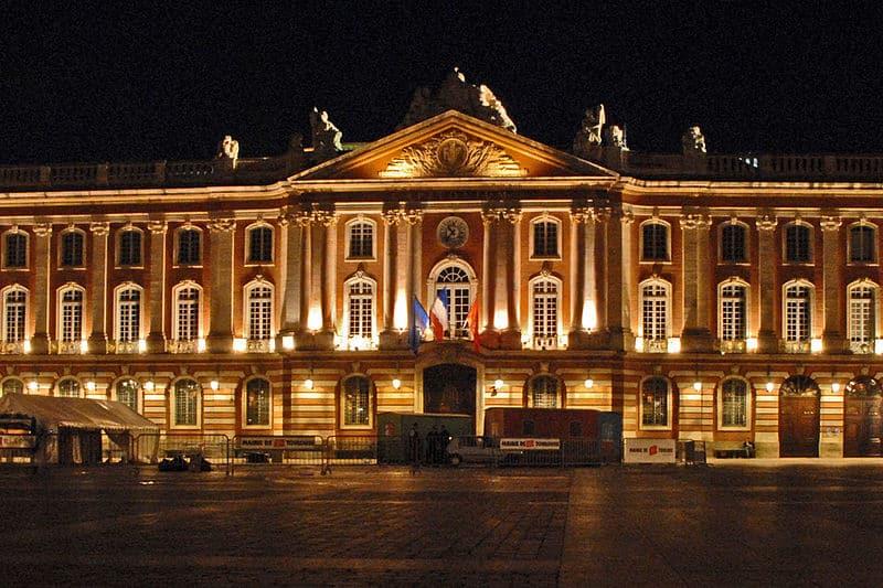 pontos turísticos de Toulouse históricos