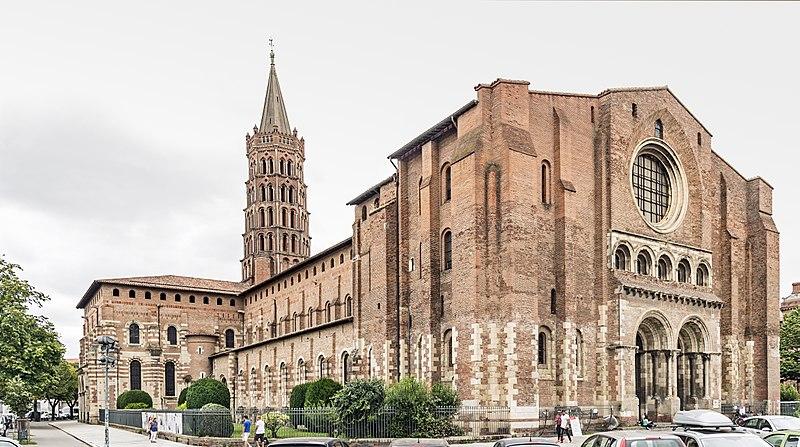 Pontos turísticos de Toulouse para religiosos