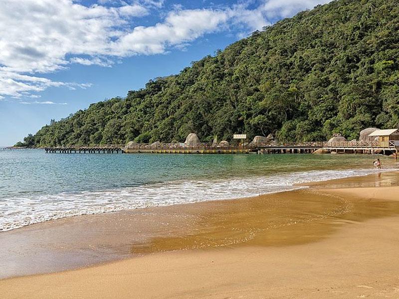 praias de Balneário Camboriú para ir com a família