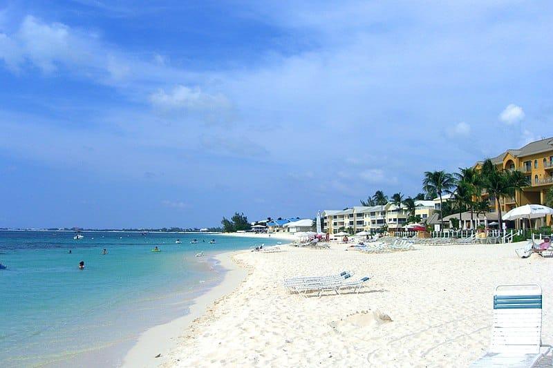 Praias do Caribe recomendadas