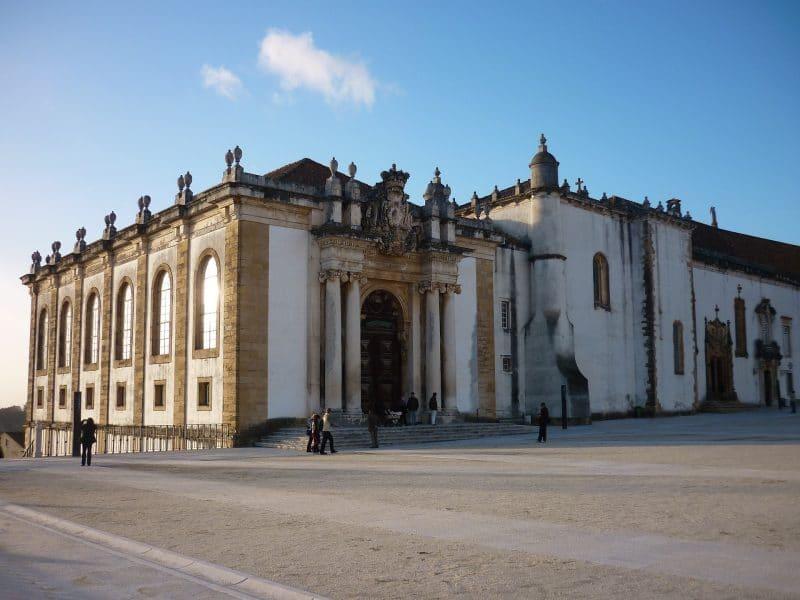 Pontos turisticos de Coimbra