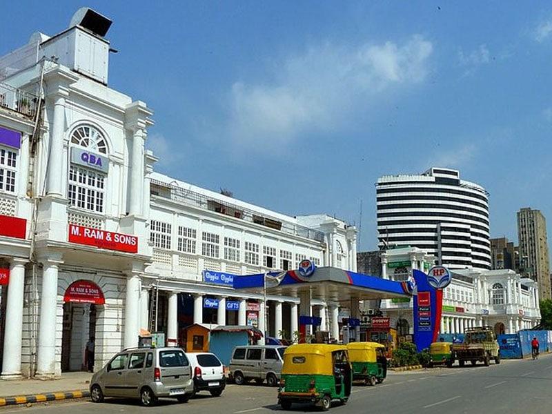 Pontos turísticos de Nova Deli de rua