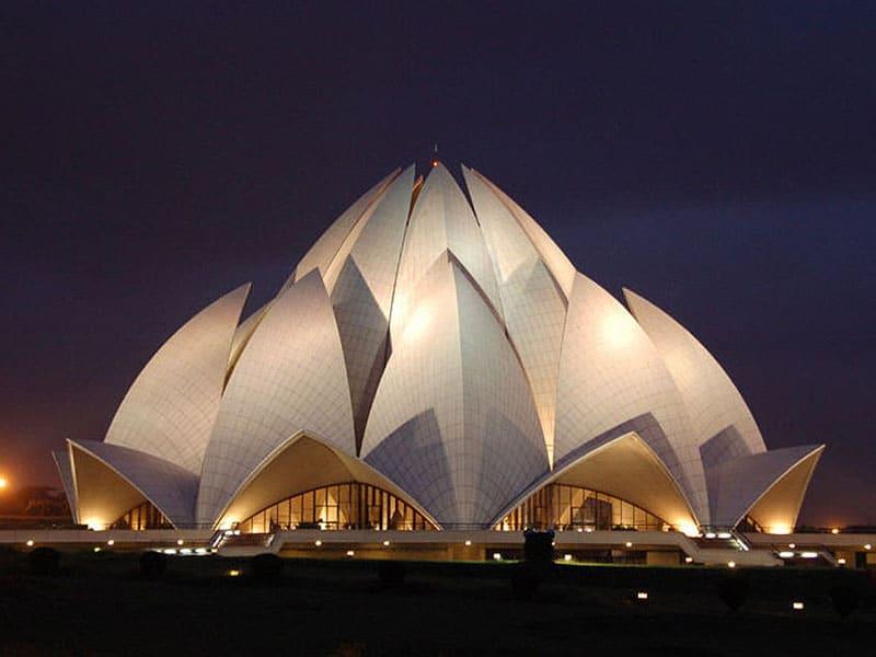 Pontos turísticos de Nova Deli atrativos
