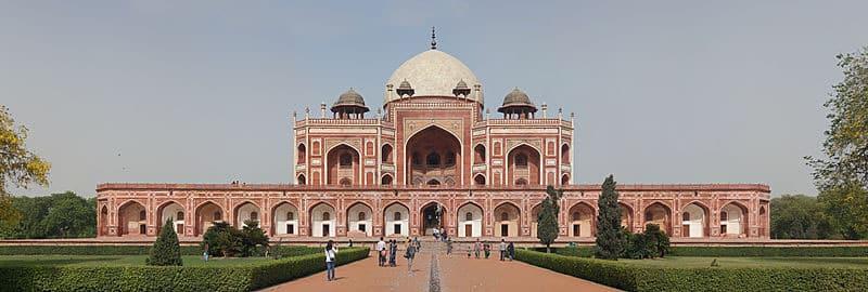 Pontos turísticos de Nova Deli muito visitados