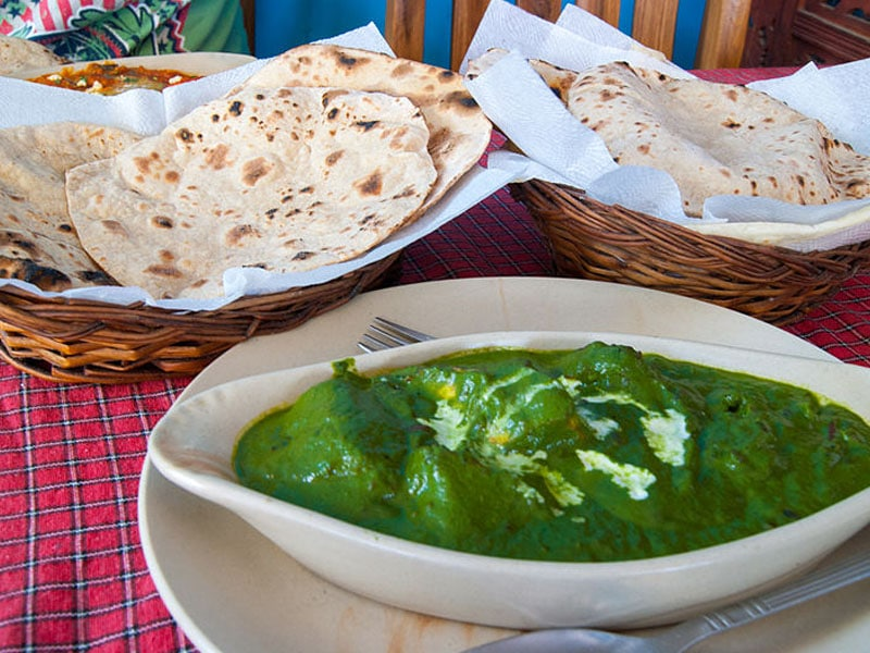 Restaurantes em Nova Deli para quem é vegetariano
