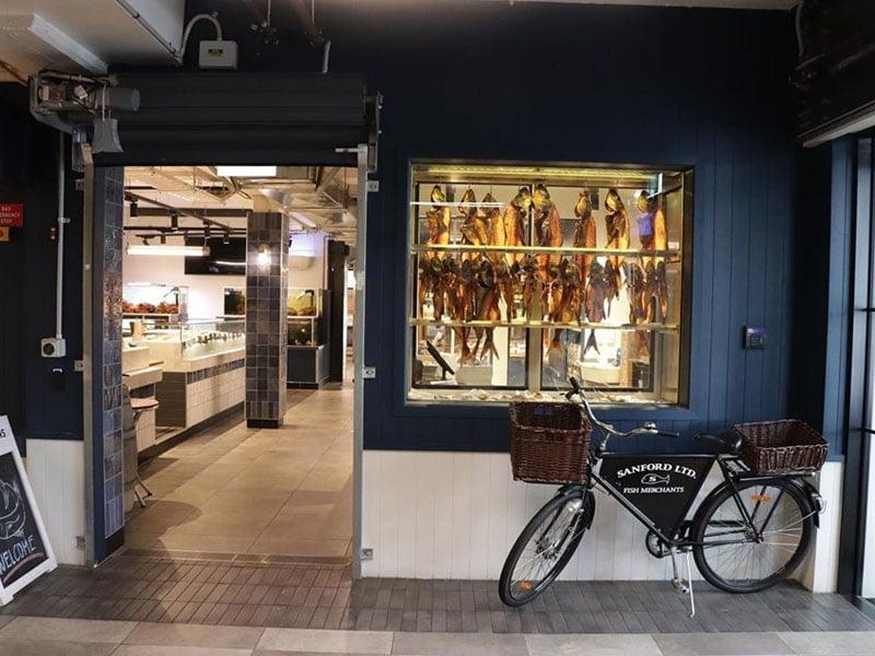 Restaurantes em Auckland para comer só peixes