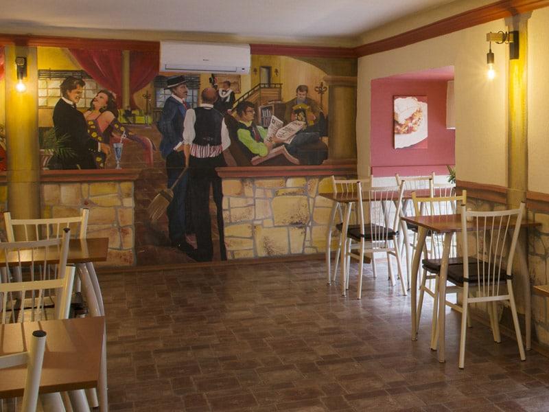 restaurante típico em budapeste