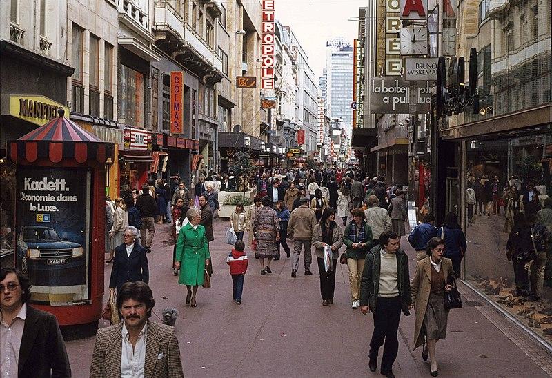 Bruxelas compras