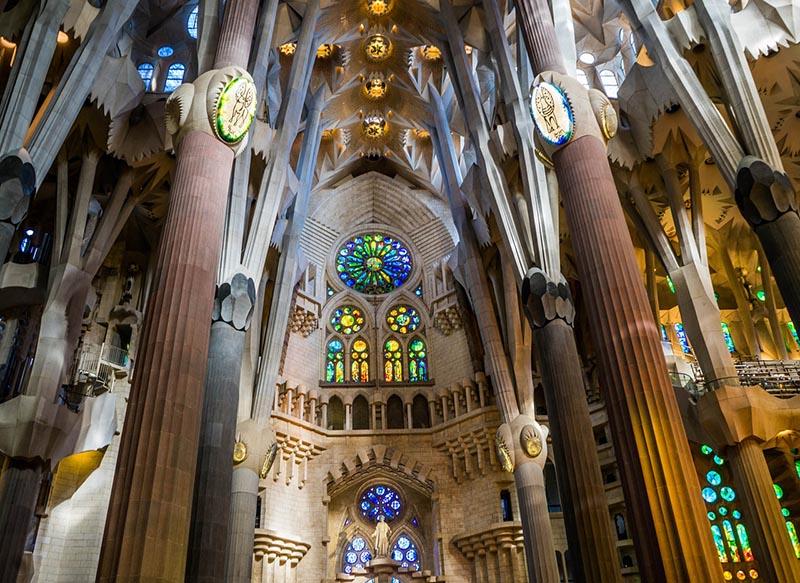 guia da Sagrada Família
