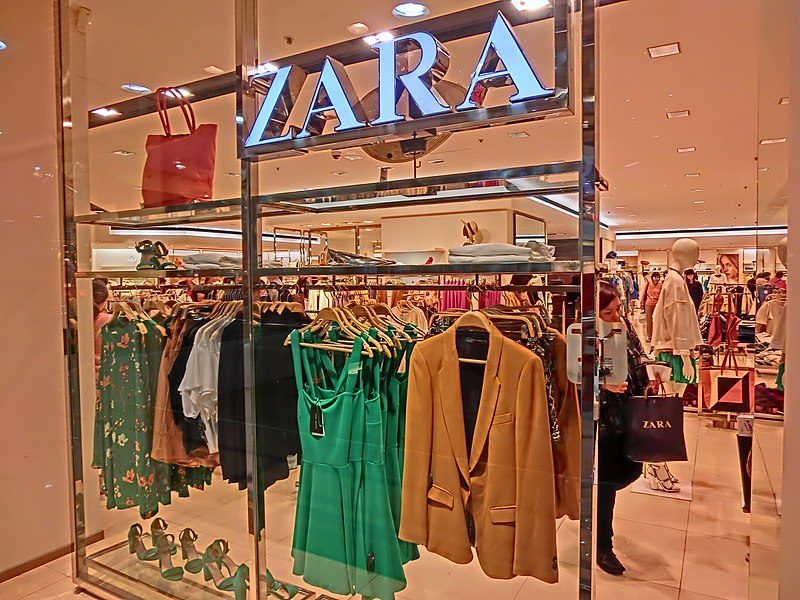 Compras em Setúbal em shopping