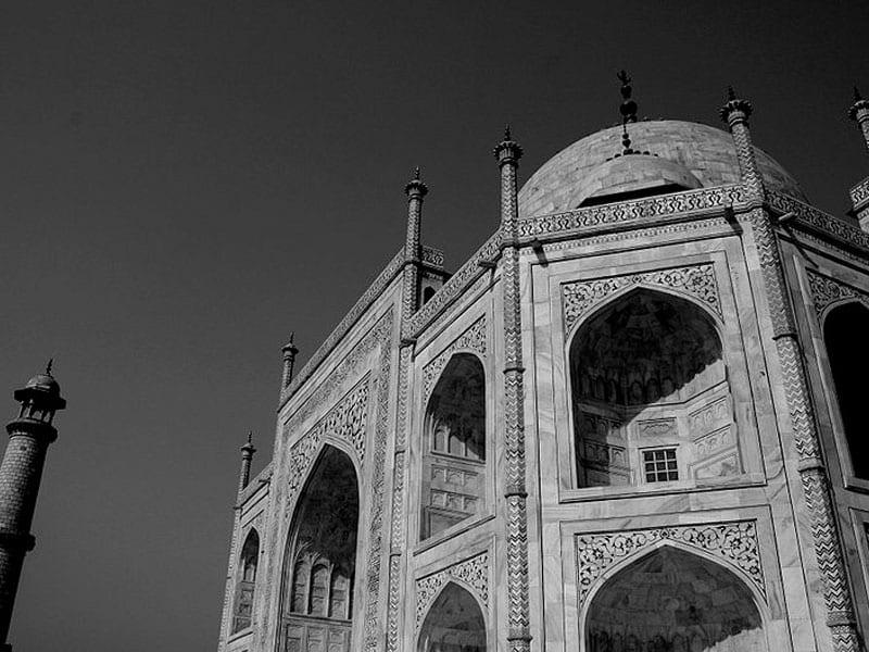 Taj Mahal de noite