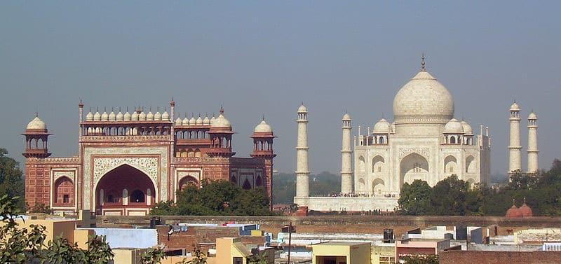 atrativos turísticos da índia