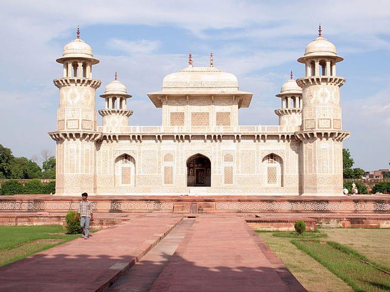 Taj Mahal - o que visitar