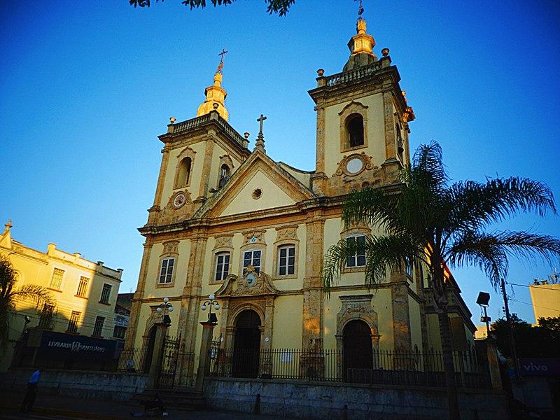 Igrejas no Santuário de Nossa Senhora Aparecida