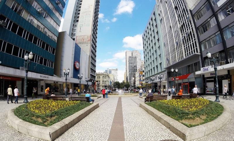 Tours guiados em Curitiba