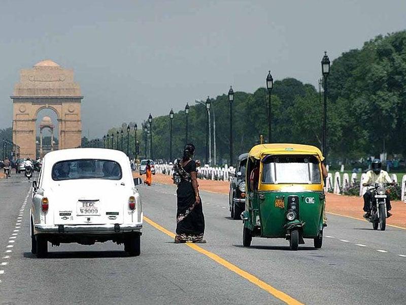 Transporte em Nova Deli grátis