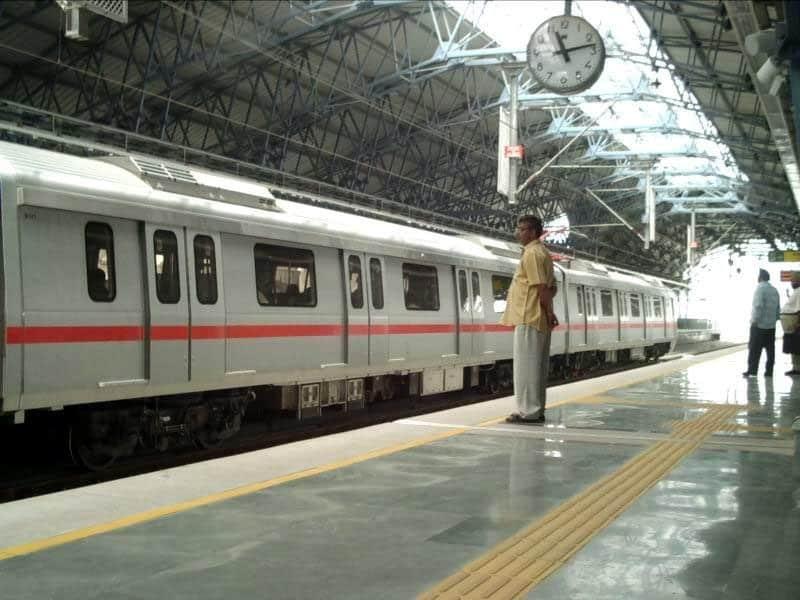 transporte na Índia