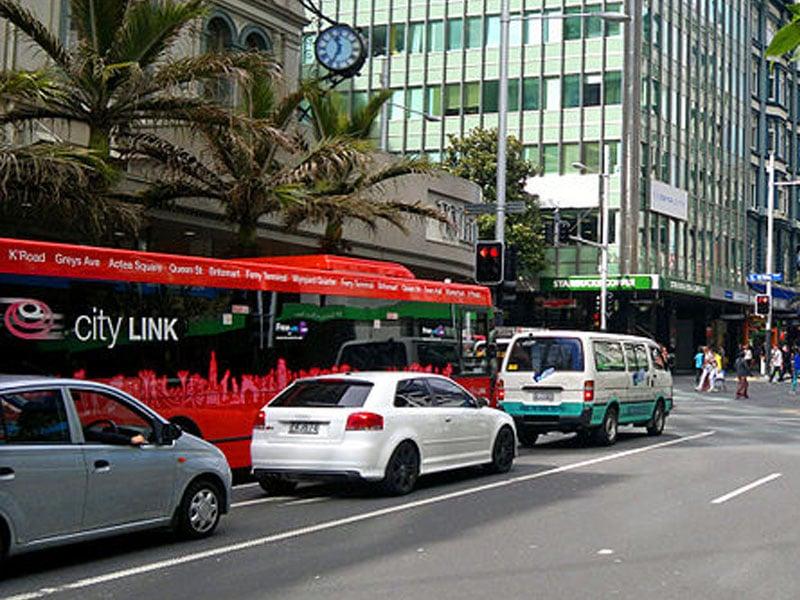 Transporte em Auckland para turistas