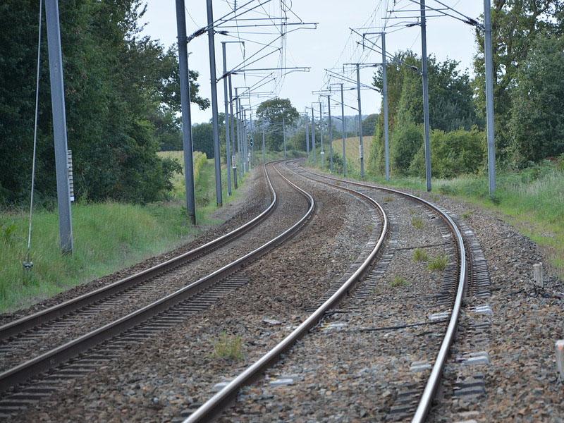 Bilhete de trem na França