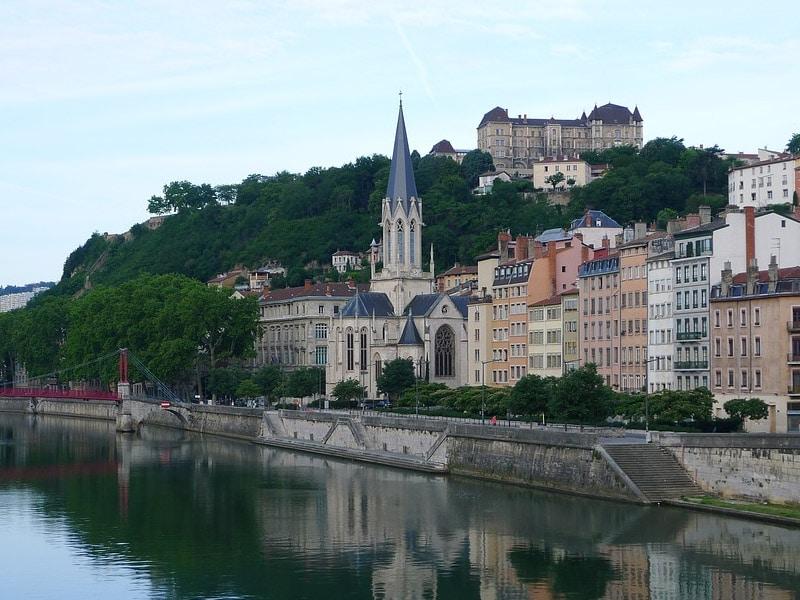 Lyon o que visitar