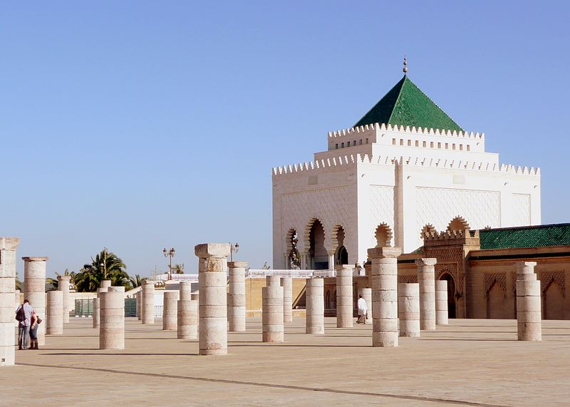 Marrocos pontos turísticos