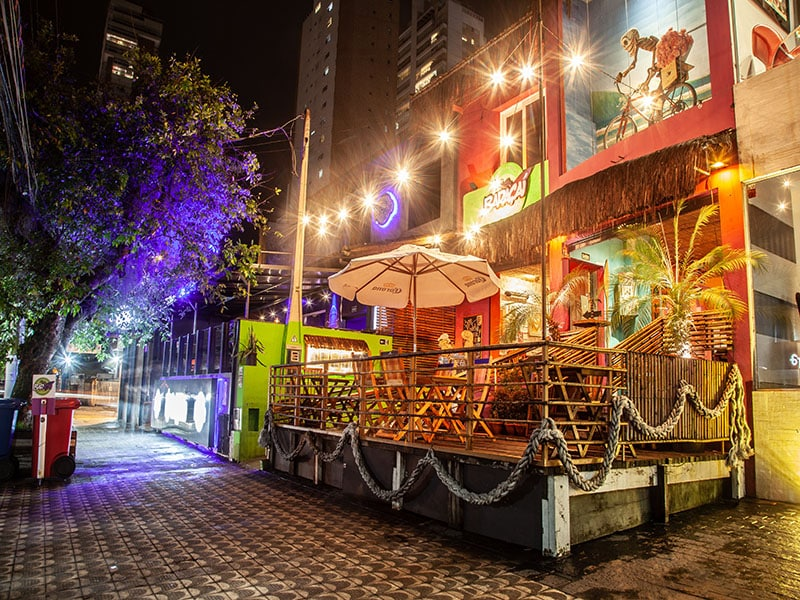 Onde comer em Santos