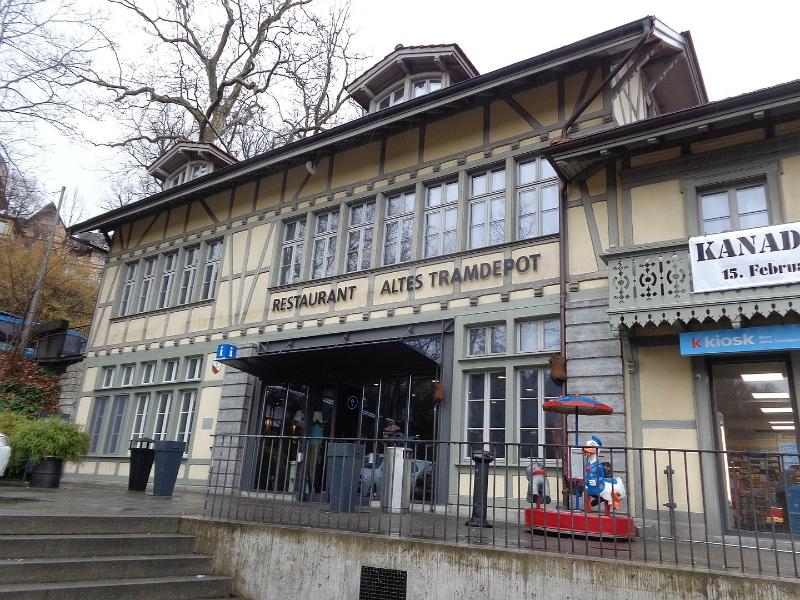 restaurantes na suiça