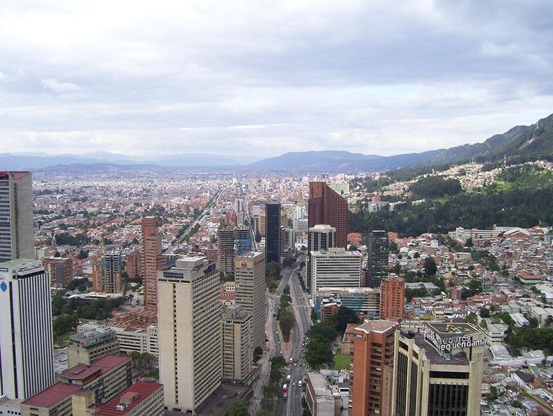 Hotéis em Bogotá, Colômbia