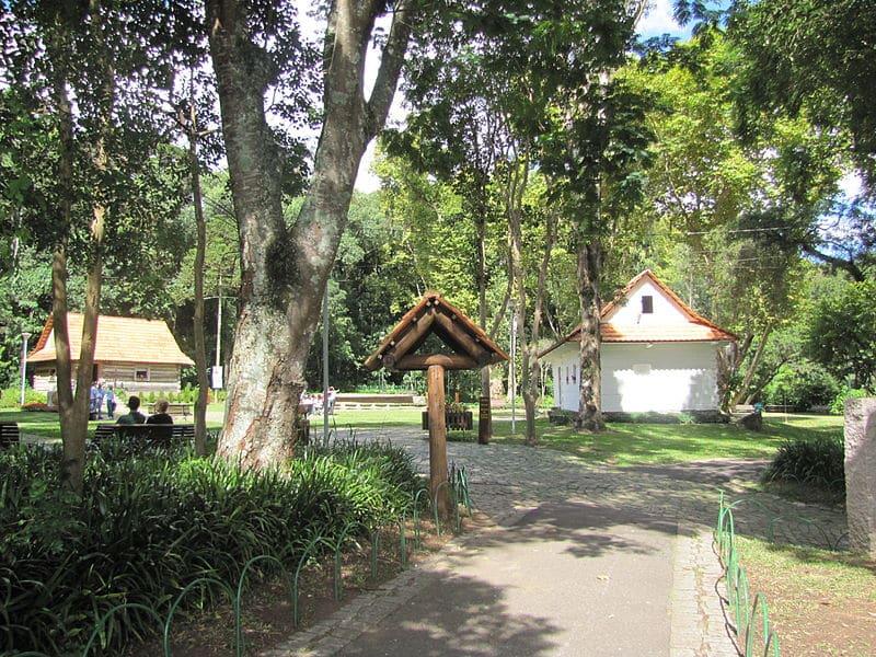 Bosque do Papa João Paulo II