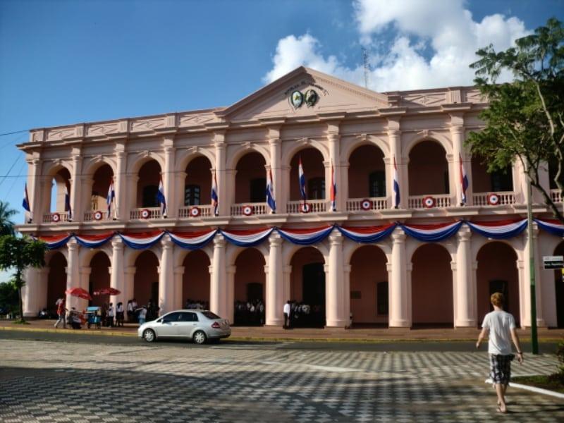 pontos turísticos de assunção Centro Cultural