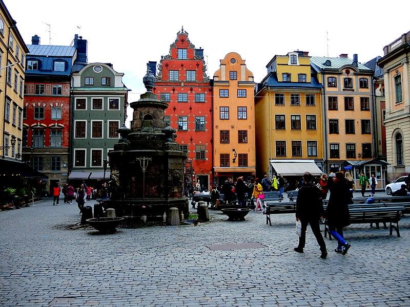 o que fazer na suecia