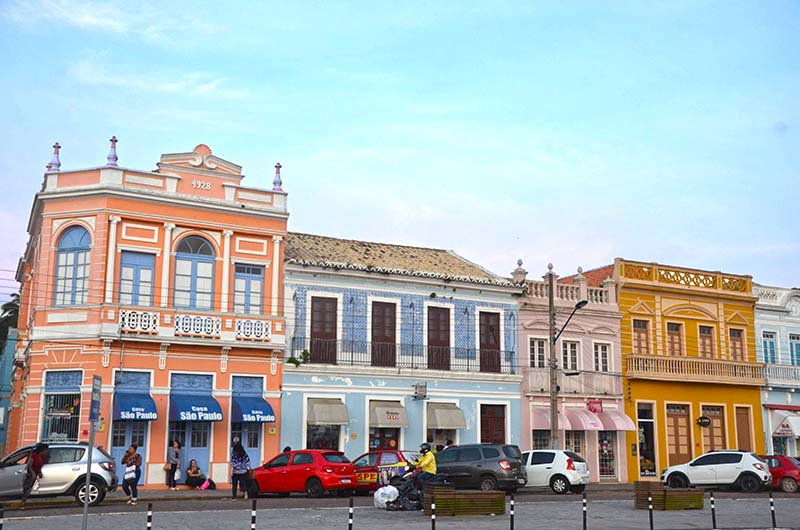 Centro histórico de Laguna