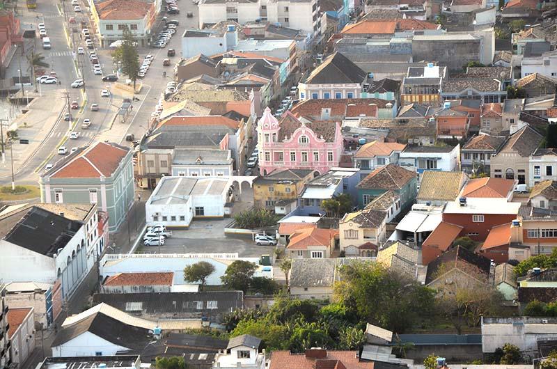 Cidades históricas em Santa Catarina