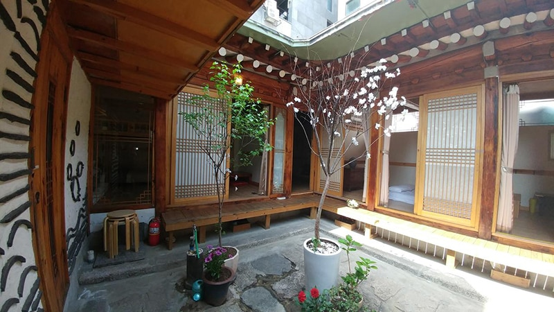 Guesthouse em Seul