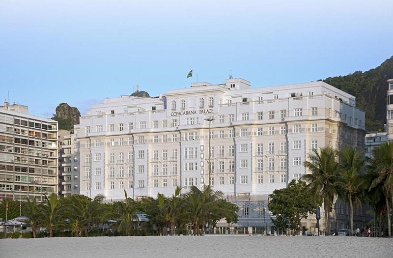 Hotéis históricos do Brasil