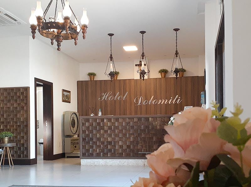 Melhor hotel em Nova Veneza SC