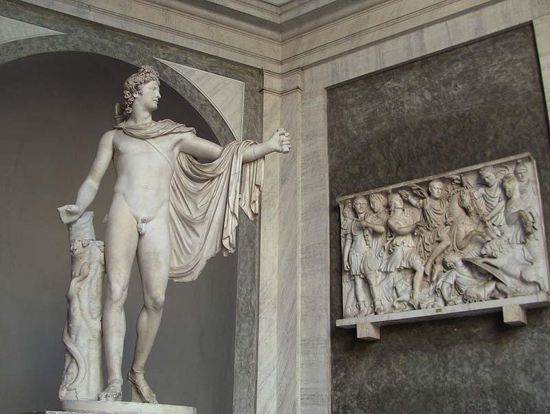 conhecer os museus do Vaticano
