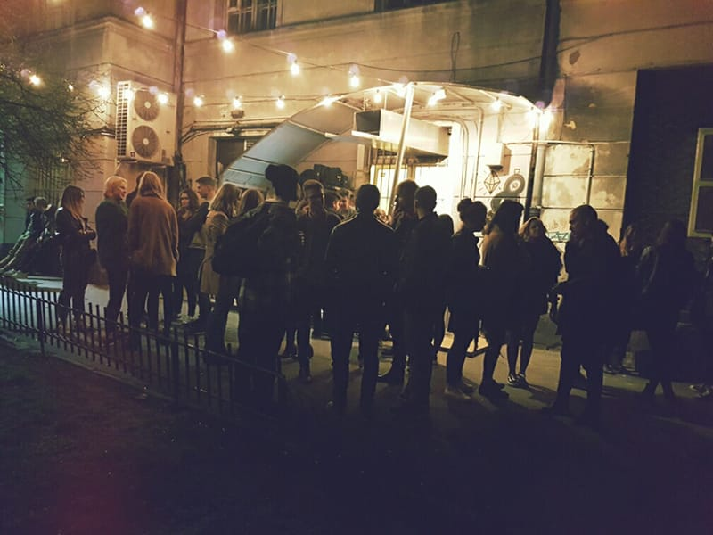 Bares em Varsóvia