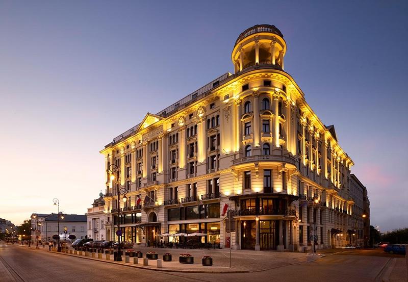 Melhores hotéis de Varsóvia
