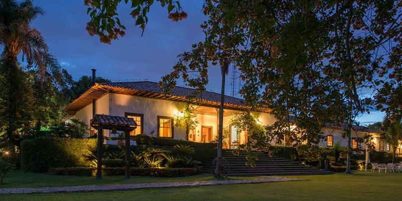 Hotel fazenda em Itu