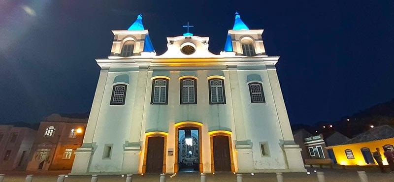 Prédios históricos pontos turísticos de Laguna