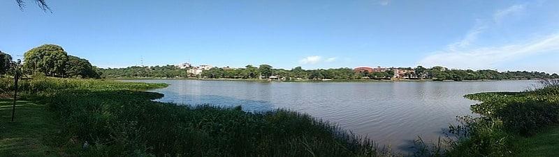 Lago da República
