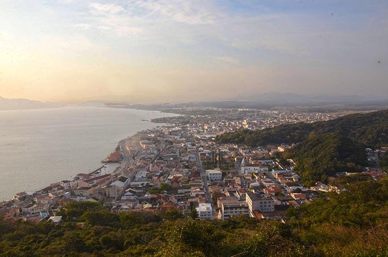 pontos turísticos de Laguna mirante