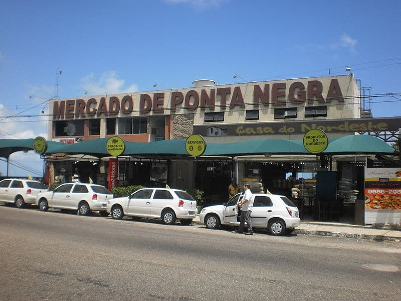Mercado da Ponta Negra