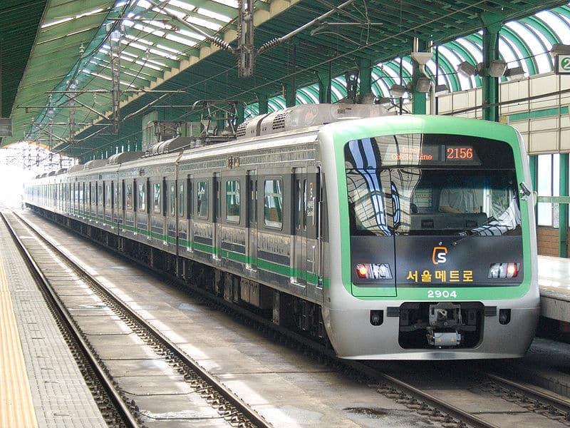 Transporte em Seul