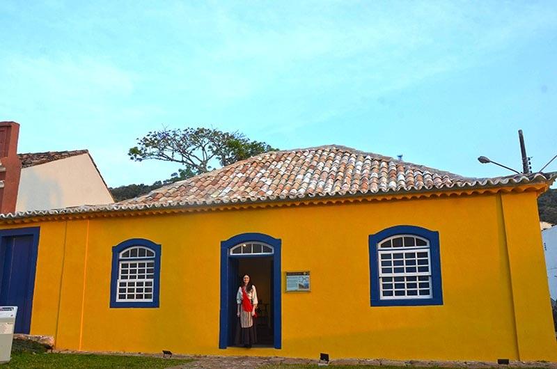 Museu de Anita Garibaldi em Laguna