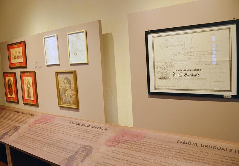 Museu de Anita Garibaldi pontos turísticos de Laguna