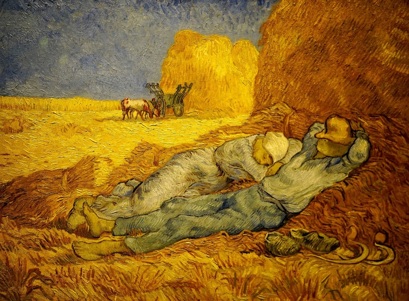 Museu Van Gogh Rijksmuseum