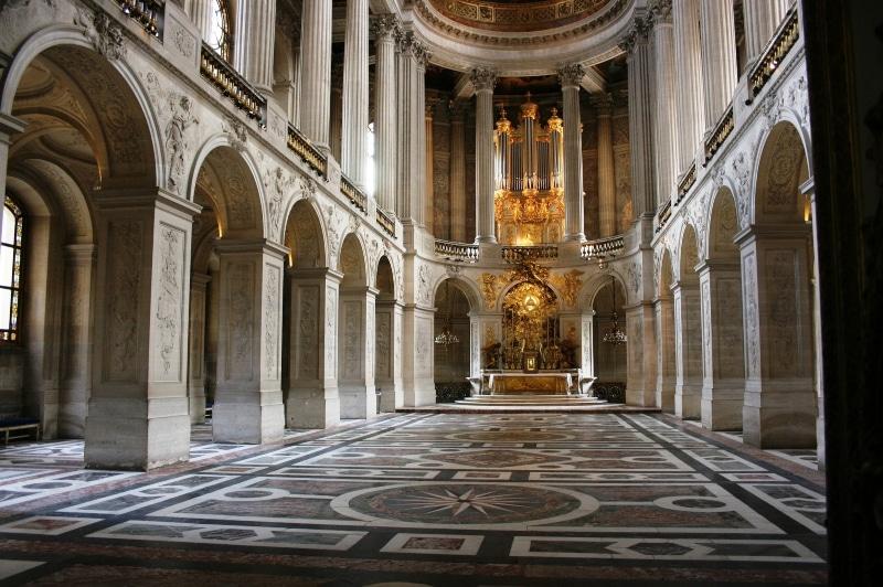 Palácio de Versalhes Jardins de Versailles